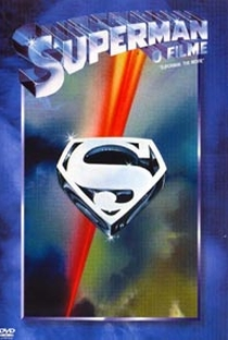 Superman: O Filme - Poster / Capa / Cartaz - Oficial 3