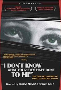 Yo no sé qué me han hecho tus ojos - Poster / Capa / Cartaz - Oficial 1