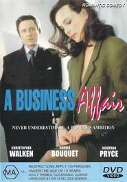 Uma Questão de Negócios - Poster / Capa / Cartaz - Oficial 3