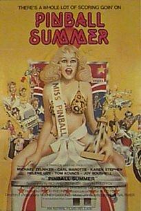 Pinball Summer - Poster / Capa / Cartaz - Oficial 1