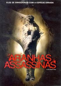 Aranhas Assassinas  - Poster / Capa / Cartaz - Oficial 1