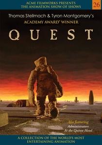 Quest - Poster / Capa / Cartaz - Oficial 2