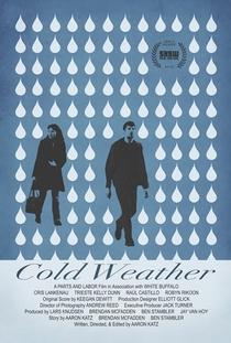 Clima Frio - Poster / Capa / Cartaz - Oficial 1