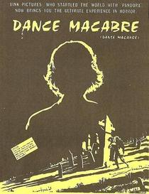 Dance Macabre - Poster / Capa / Cartaz - Oficial 1