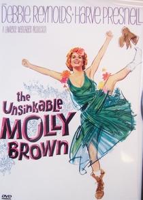 A Inconquistável Molly Brown - Poster / Capa / Cartaz - Oficial 4