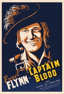 Capitão Blood - Poster / Capa / Cartaz - Oficial 2