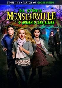 Monsterville: O Armário das Almas - Poster / Capa / Cartaz - Oficial 1