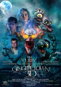 Gingerclown - Poster / Capa / Cartaz - Oficial 1