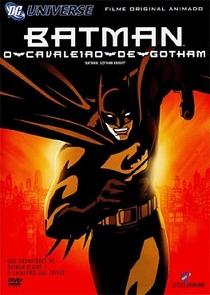Batman: O Cavaleiro de Gotham - Poster / Capa / Cartaz - Oficial 3