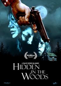 Hidden in the Woods - Poster / Capa / Cartaz - Oficial 1