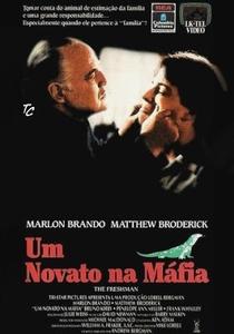 Um Novato na Máfia - Poster / Capa / Cartaz - Oficial 7