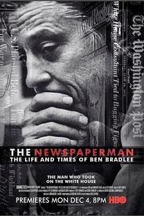 O Homem do Jornal: A Vida de Ben Bradlee - Poster / Capa / Cartaz - Oficial 1