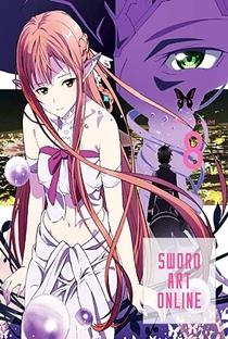 Sword Art Online (1ª Temporada) - Poster / Capa / Cartaz - Oficial 12