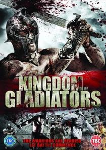 Reino dos Gladiadores - Poster / Capa / Cartaz - Oficial 4