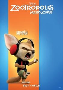 Zootopia: Essa Cidade é o Bicho - Poster / Capa / Cartaz - Oficial 26