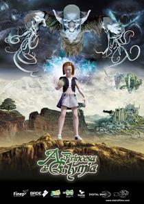 A Princesa de Elymia - Poster / Capa / Cartaz - Oficial 1