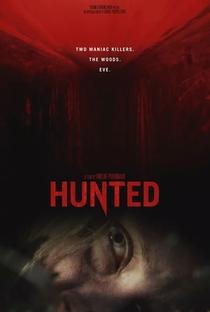 Hunted - Poster / Capa / Cartaz - Oficial 2