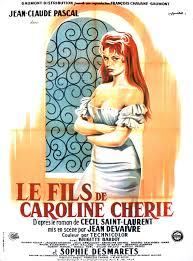 Os Amores do Filho de Carolina - Poster / Capa / Cartaz - Oficial 1
