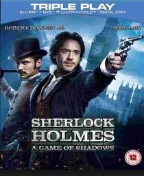 Sherlock Holmes: O Jogo de Sombras - Poster / Capa / Cartaz - Oficial 19