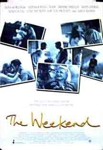 Killer Weekend - Poster / Capa / Cartaz - Oficial 1