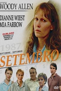 Setembro - Poster / Capa / Cartaz - Oficial 3