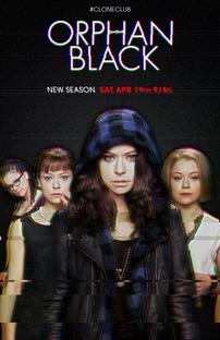 Orphan Black (2ª Temporada) - Poster / Capa / Cartaz - Oficial 4