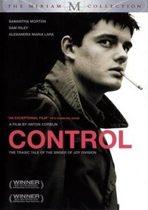 Controle: A História de Ian Curtis - Poster / Capa / Cartaz - Oficial 5