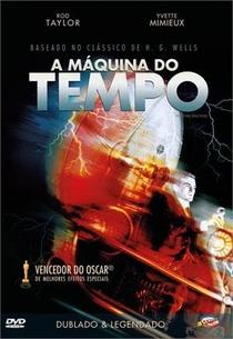 A Máquina do Tempo - Poster / Capa / Cartaz - Oficial 6