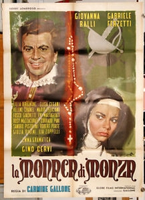 A Freira de Monza - Poster / Capa / Cartaz - Oficial 1