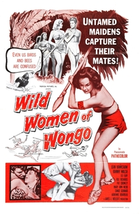 The Wild Women of Wongo - Poster / Capa / Cartaz - Oficial 1