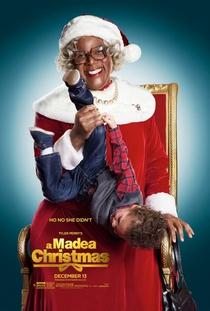 O Natal de Madea - Poster / Capa / Cartaz - Oficial 2