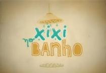 Xixi no banho - Poster / Capa / Cartaz - Oficial 1