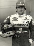 Ayrton Senna (Ayrton Senna)