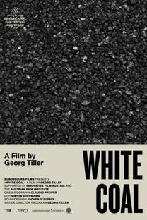 Carvão Branco - Poster / Capa / Cartaz - Oficial 1