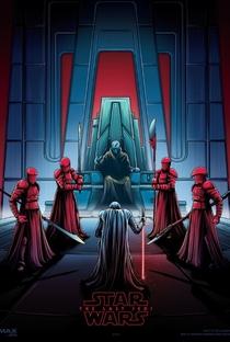 Star Wars, Episódio VIII: Os Últimos Jedi - Poster / Capa / Cartaz - Oficial 10