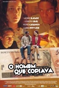 O Homem que Copiava - Poster / Capa / Cartaz - Oficial 1