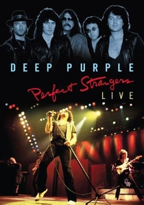 Deep Purple: Perfect Strangers - 1984 - Poster / Capa / Cartaz - Oficial 1