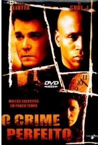 O Crime Perfeito - Poster / Capa / Cartaz - Oficial 2