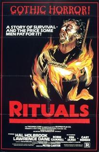 Rituals - Poster / Capa / Cartaz - Oficial 2