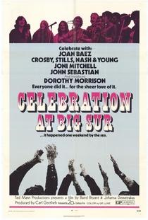 Celebração em Big Sur - Poster / Capa / Cartaz - Oficial 1