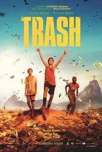 Trash: A Esperança Vem do Lixo - Poster / Capa / Cartaz - Oficial 1