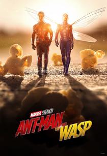 Homem-Formiga e a Vespa - Poster / Capa / Cartaz - Oficial 5