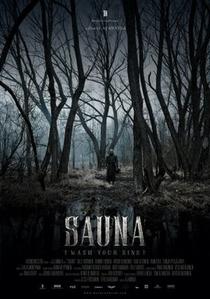 Sauna - Poster / Capa / Cartaz - Oficial 3