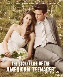 A Vida Secreta de uma Adolescente Americana (4ª Temporada) - Poster / Capa / Cartaz - Oficial 2