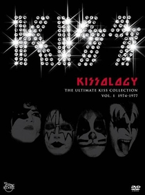 Kissology Volume 1: 1974–1977 - Poster / Capa / Cartaz - Oficial 1