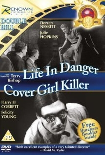 Cover Girl Killer - Poster / Capa / Cartaz - Oficial 2