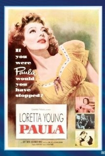 Paula - Coração de mãe - Poster / Capa / Cartaz - Oficial 1