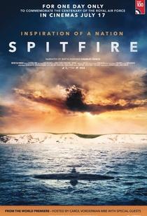 Spitfire - Poster / Capa / Cartaz - Oficial 1