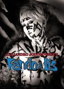 Fando e Lis - Poster / Capa / Cartaz - Oficial 1