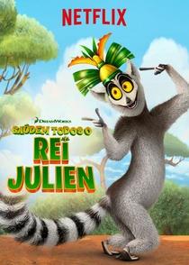 Saúdem todos o Rei Julien (2ª Temporada) - Poster / Capa / Cartaz - Oficial 2